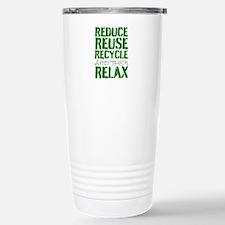 Recycle Travel Mug