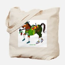 Adventure Clyde Tote Bag
