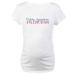 Cuban Princess 2 Maternity T-Shirt