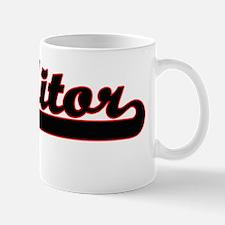 Auditor Classic Job Design Mug