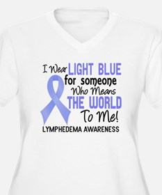 Lymphedema MeansW T-Shirt