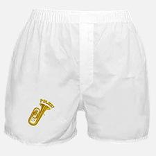 Polka Boxer Shorts