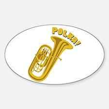 Polka Decal