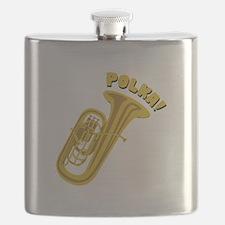 Polka Flask