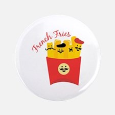 French Fries Button