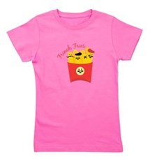 French Fries Girl's Tee