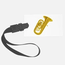 Tuba Luggage Tag
