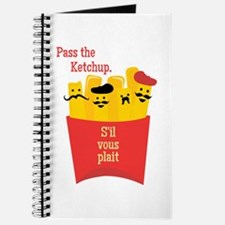 Pass The Ketchup Journal