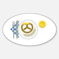 German Food Decal