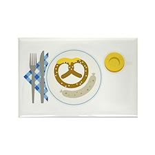 German Food Magnets