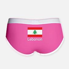 Cute Lebanese Women's Boy Brief