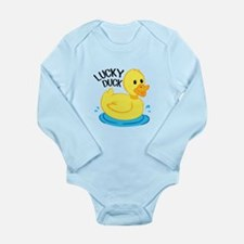 Lucky Duck Body Suit