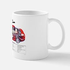 Cute Toyota Mug