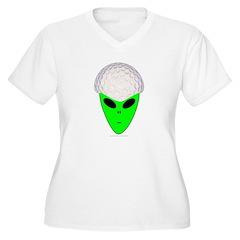 ALIEN GOLF HEAD T-Shirt