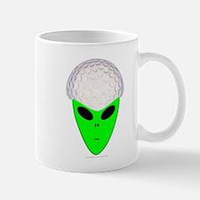 ALIEN GOLF HEAD Mug