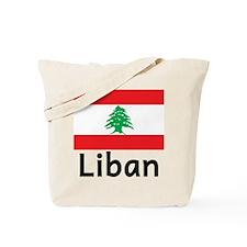 Funny Liban Tote Bag