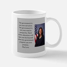 mia love quote Mugs