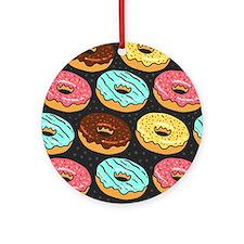 Donuts Ornament (Round)