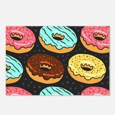 Donuts Postcards (Package of 8)