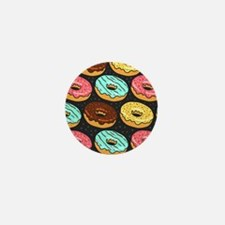 Donuts Mini Button (100 pack)