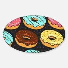 Donuts Decal