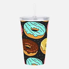 Donuts Acrylic Double-wall Tumbler