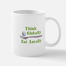 Eat Locally Mug