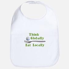Eat Locally Bib