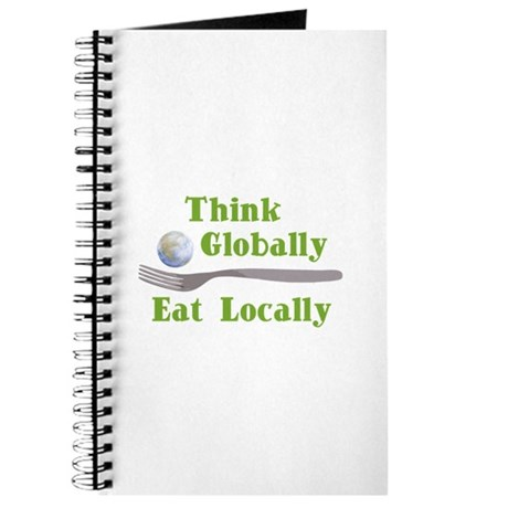 Eat Locally Journal