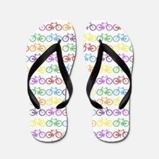bicycles Flip Flops