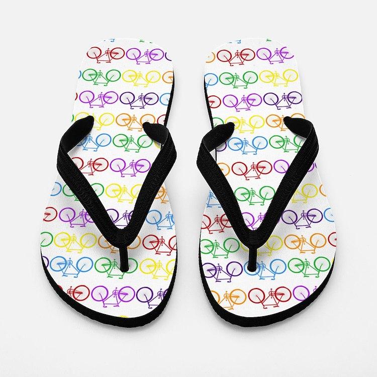 bicycles Flip Flops