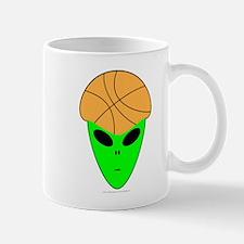 ALIEN BASKETBALL HEAD Mug