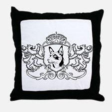 Lancashire Heeler Throw Pillow