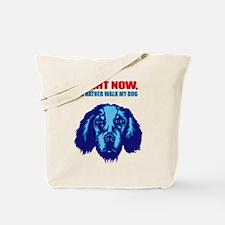 Llewellin Setter Tote Bag