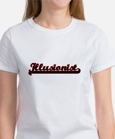 Illusionist Classic Job Design T-Shirt