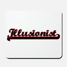 Illusionist Classic Job Design Mousepad