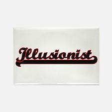 Illusionist Classic Job Design Magnets