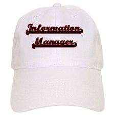 Information Manager Classic Job Design Baseball Cap