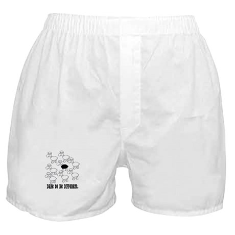 Different Sheep Boxer Shorts