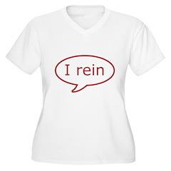 Reiner Stuff - I rein in red T-Shirt