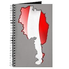 """""""Austria Bubble Map"""" Journal"""