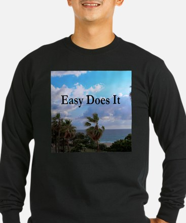EASY DOES IT T