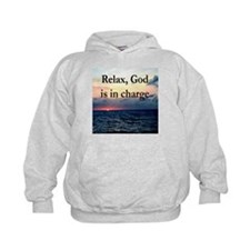 GOD IS IN CHARGE Hoodie