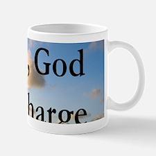 GOD IS IN CHARGE Mug