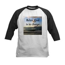 GOD IS IN CHARGE Tee