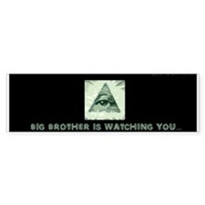 Illuminati Bumper Bumper Sticker