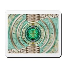 Reflections of Time Mousepad