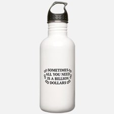 All You Need Water Bottle