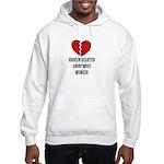 Broken.Hearted Hooded Sweatshirt