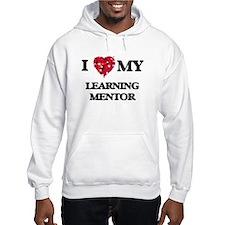 I love my Learning Mentor hearts Jumper Hoody